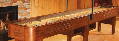 brunswick 12 ft shuffleboard tables