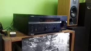 bose home theater with yamaha receiver receiver yamaha con bocinas bose 501 serie v y jbl 2600 sw activo
