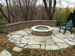 patio ideas backyard patio pavers unilock paver patio firepit