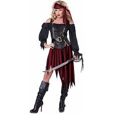 Pirate Halloween Costumes Kids Pirate Queen Seas Women U0027s Halloween Costume