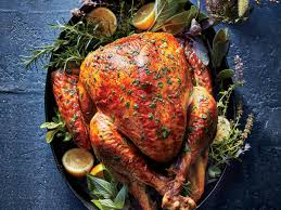 herb lemon and garlic turkey recipe cooking light