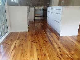 Polished Laminate Flooring Gorgeous Cypress Pine Timber Flooring Sanded And Polished By