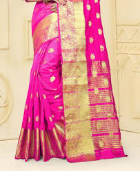 buy well formed fuschia pink casual saree aprm3095 at 28 01
