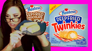 deep fried twinkies review youtube