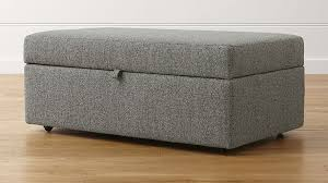 Diy Storage Ottoman Cube Lounge Ii Storage Ottoman With Tray In Ottomans Cubes Reviews