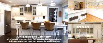 kitchen cabinets online ready to assemble kitchen cabinets online
