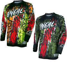 motocross jersey oneal element 2017 vandal motocross jersey motocross jerseys