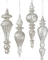 vintage mercury glass ornaments