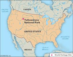 us map states national parks yellowstone national park facts history britannica