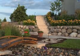 southview design outdoor living 17 boulder and stone retaining