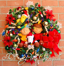 charley brown thanksgiving irish u0027s wreaths where the difference is in the details