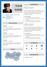 free resume templates from microsoft word 2007 fitzroy modern border resume template
