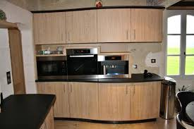 cuisine en chene moderne cuisine chene moderne le bois chez vous