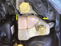 ford fiesta 2003 1 3l manual coolant leak 3 mechanics haven u0027t