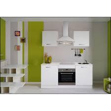 meuble cuisine meuble de cuisine blanc leroy merlin