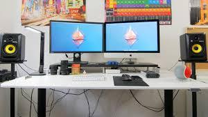 Schreibtisch Elektrisch Ikea Bekant Vs Inwerk Masterlift 2 Elektrische Schreibtische Im