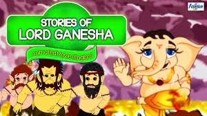 ganesh stories in telugu full movie animated telugu cartoons