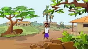 bengali animation video jungler raja lobher porinam mrittu
