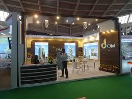 30sqm om developer 6x5 u003d 30sqm stall cbre propfair property exhibition