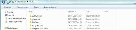 comment installer adwcleaner sur le bureau adwcleaner sur le disque c