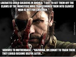 Metal Gear Solid Meme - the flawless logic of metal gear solid 5 by lukas1badass meme