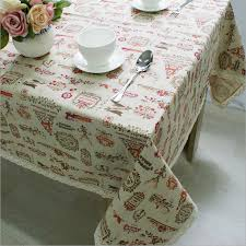 party table covers 2 size new year natal navidad table cloth christmas tablecloth