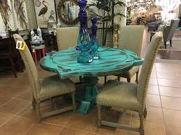 Teal Dining Table Lighting Design Center Dining Tables And Sets