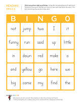 kindergarten reading worksheets sight words free worksheets