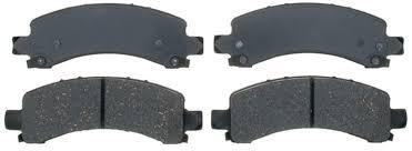 amazon com acdelco 14d974ach advantage ceramic rear disc brake
