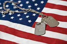 remembrance dog tags learn the difference between memorial day armed forces day and