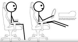 position assise bureau vertagear triigger line le summum du confort topchaisegamer