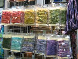 sari silk ribbon margaret blank thoughts from a textile artist altogether great