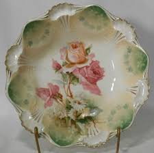 rs prussia bowl roses 709 best prussia porcelain antiques images on prussia