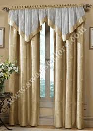 Faux Silk Embroidered Curtains The Hawthorne Curtains Are A Gracefully Embroidered Motif