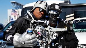 what nfl team has the most fans nationwide raiders fans most disrespected in american sports rolling stone
