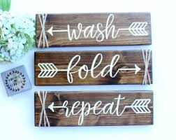 Laundry Room Decor And Accessories Laundry Room Decor Etsy