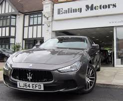 gray maserati maserati ghibli for sale from ealing motors