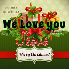 christian card happy birthday jesus christian