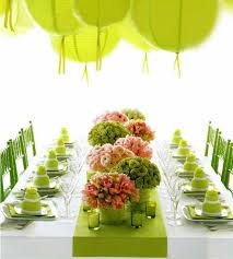 spring table decorating ideas