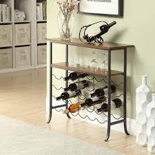 sonoma wine stand console multiple colors walmart com