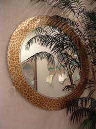Decorative Mirrors For Bathrooms by Decorative Mirrors Sans Soucie Art Glass