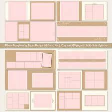 8 x 10 photo album books 34 best album templates 8x10 images on wedding album