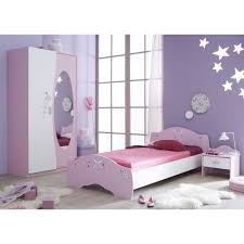 chambre enfant blanc chambre enfant chambre compl te papillon 3 pi ces blanc galerie