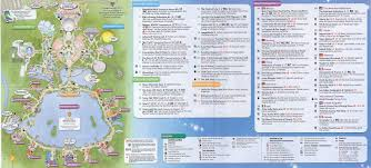 Map Of Wet N Wild Orlando by Epcot Guidemaps