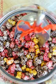 popcorn for halloween