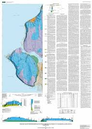 seattle map by county geologic map of northwestern seattle part of the seattle