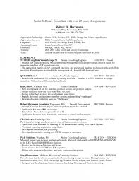 Warehouse Resumes Android Developer Resume It Resume Resume Template And References