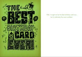 best birthday cards 048 the best birthday card most confident bald greetings