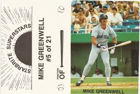 mike greenwell price list supercollector catalog