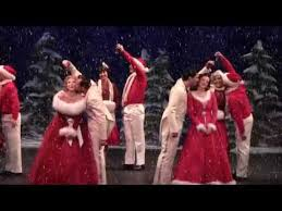 irving berlin u0027s white christmas at dunfield theatre cambridge